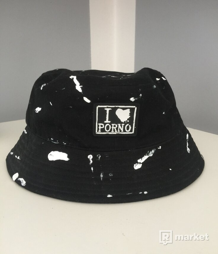 Life Is Porno Buck It Hat
