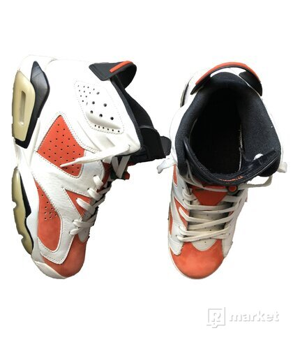 Air jordan 6 gatorate