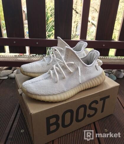 Adidas Yeezy 350v2 cream
