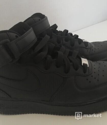 Nike air force 1 mid '07 le tenisky