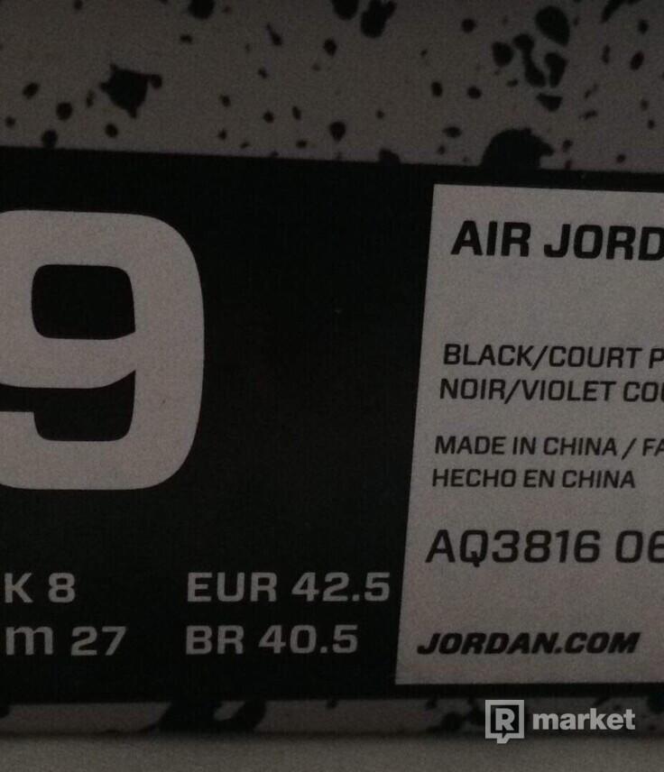 Jordan 4 retro raptor (2018)