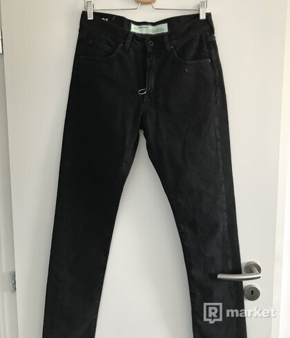 Off-White Denim 2013 5 pocket slim