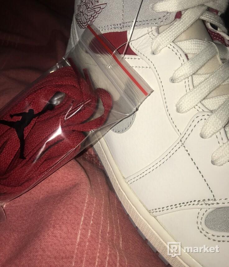 Jordan 1 mid premium x SNS exclusive