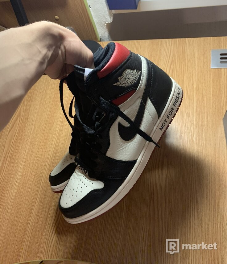 "Nike Air Jordan 1 High ""Not For Resell"""