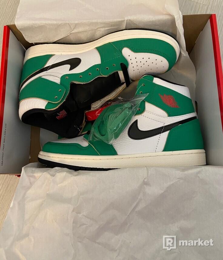 Jordan 1 Retro High Lucky Green (W)