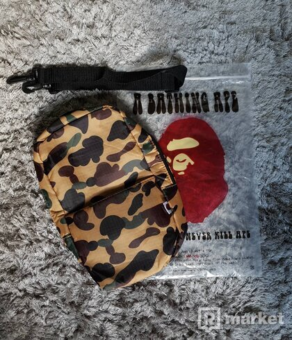 Bape Shoulder Bag Camo