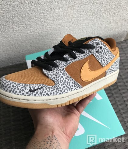"Nike SB Dunk Low ""Safari"" US8.5/EU42"