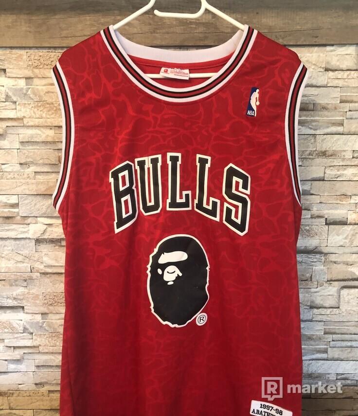 BAPE NBA JERSEY