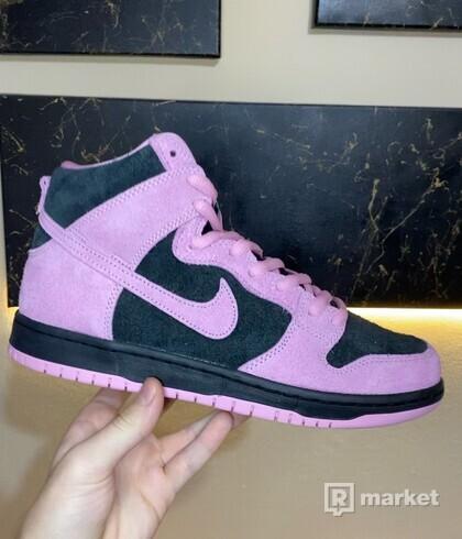 Nike Dunk High Invert Celtics