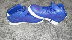 Nike air force 1 modré