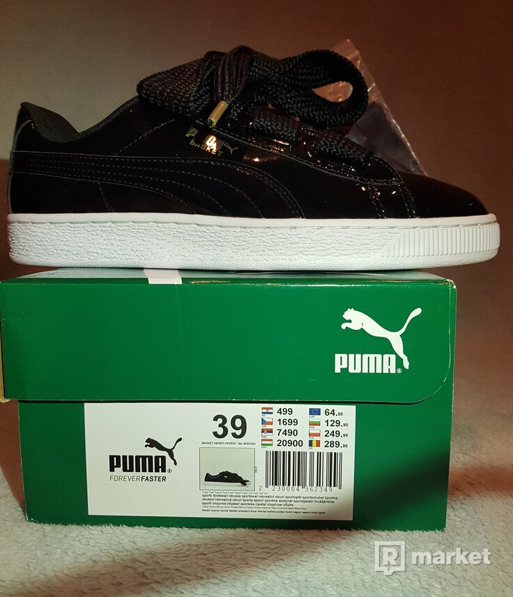 Puma tenisky