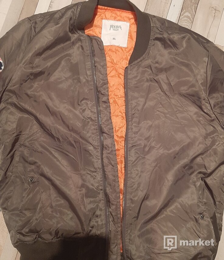 Yeezus Tour Bomber Jacket