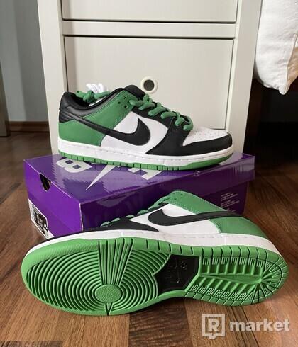 "Nike Sb Dunk Low Pro ""Classic Green"""