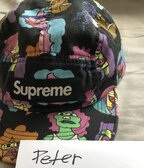 Supreme Gonz Camp Cap