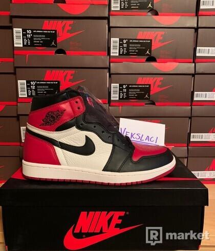 """Nike Air Jordan 1 Retro High OG """"Bred Toe"""""""