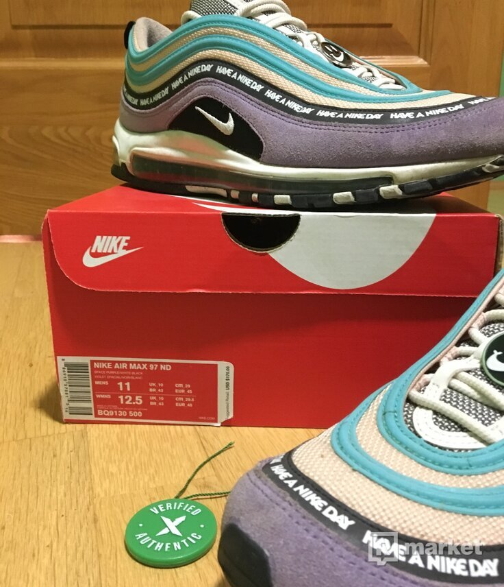 "Nike air max 97 ""have a nike day"""