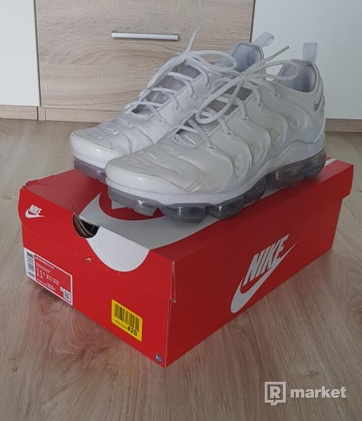 Nike Vapormax White PLus