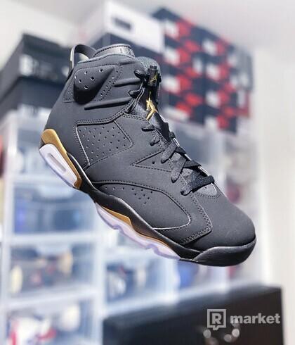 "Air Jordan 6 Retro ""DMP"""