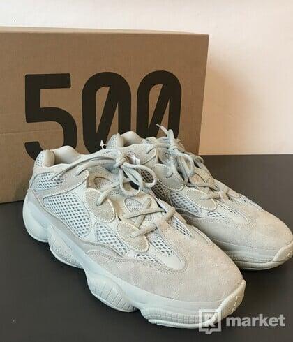 Yeezy 500 Salt