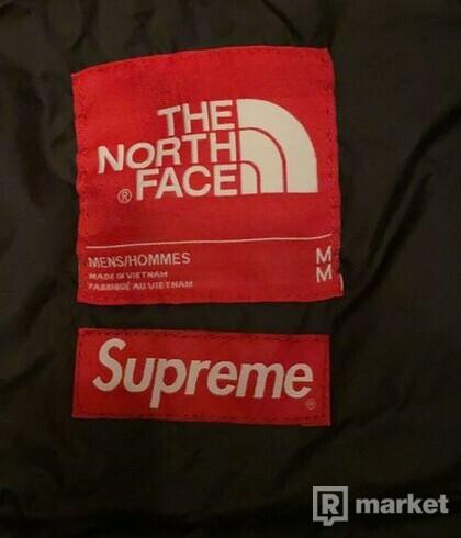 Supreme x North Face Baltoro Mountain jacket