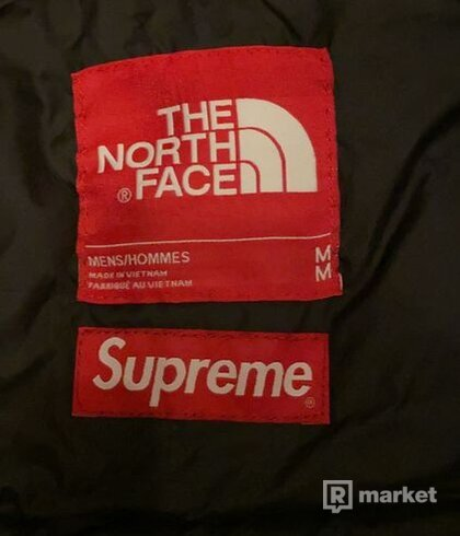 Supreme x North Face Baltoro Mountain jacket