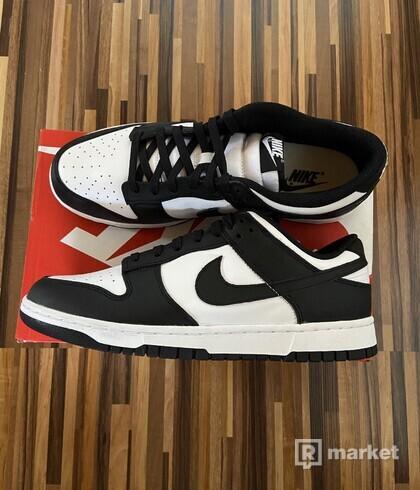 Nike Dunk Low White Black - Panda