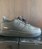 Supreme/Nike Air Force 1 Low black
