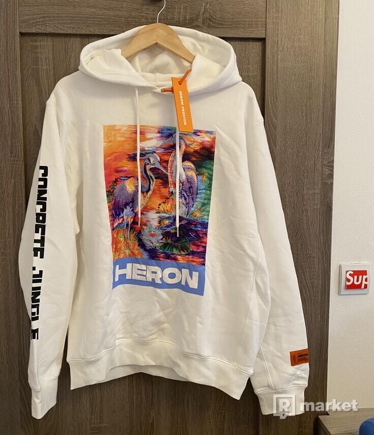 Heron Prwston hoodie