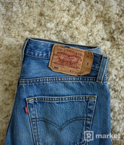 Levi´s Jeans DARK BLUE