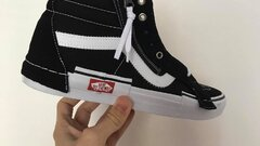 VANS SK8-HI REISSUE /OFF WHITE STYLE SHOES /