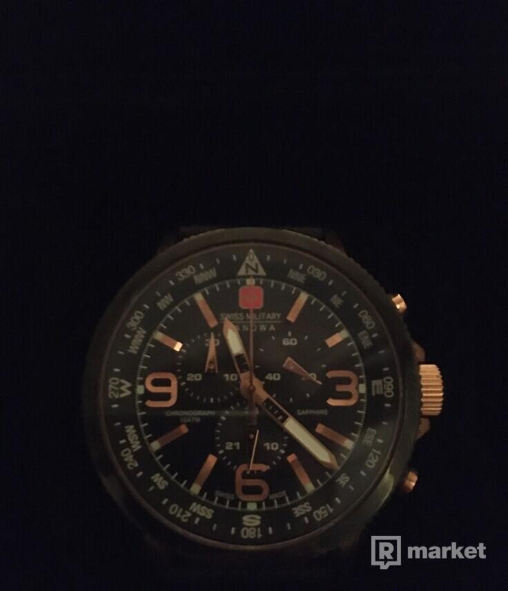 Predám Švajčiarske hodinky