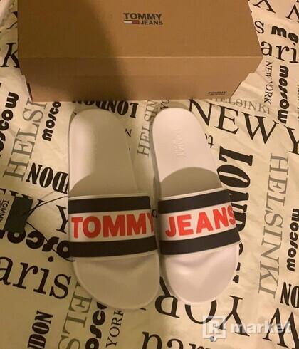 Tommy Jeans Šlapky