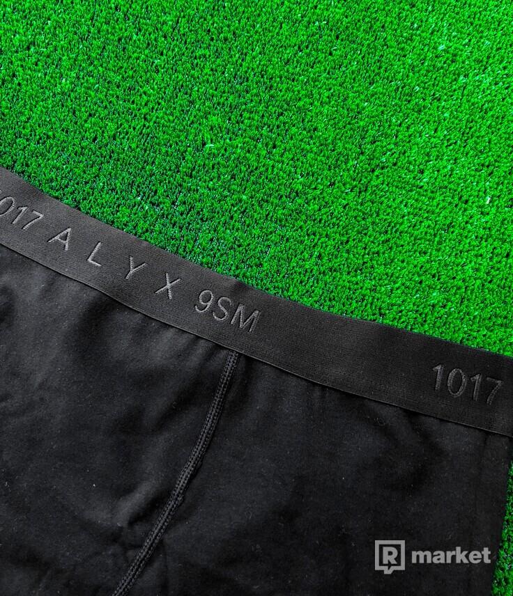 1017 ALYX 9SM Boxers