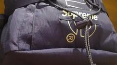 Supreme Backpack FW/18 Purple