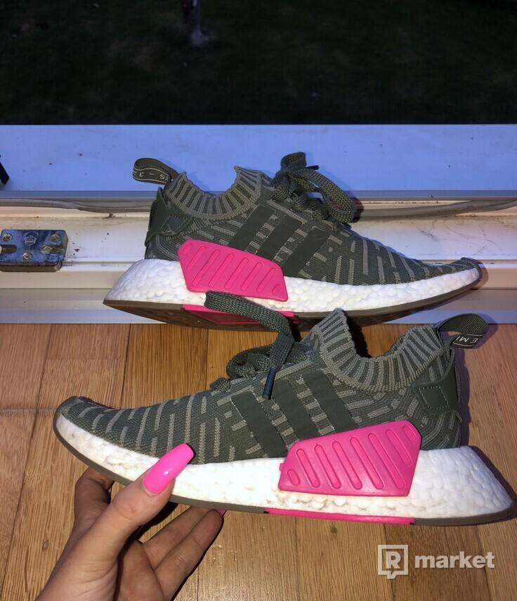 """Adidas NMD R2 Primeknit """"JAPAN"""""""