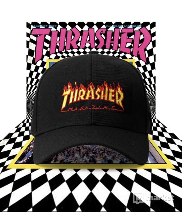 Thrasher magazine šiltovka