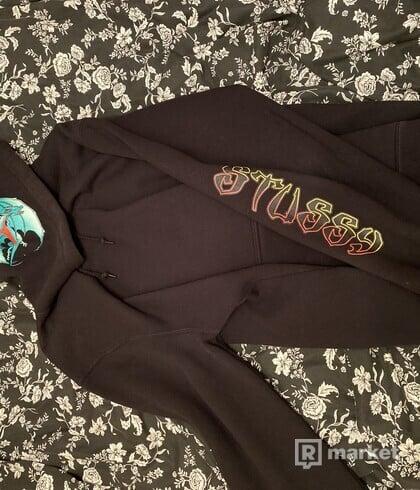 Oldschool stussy hoodie