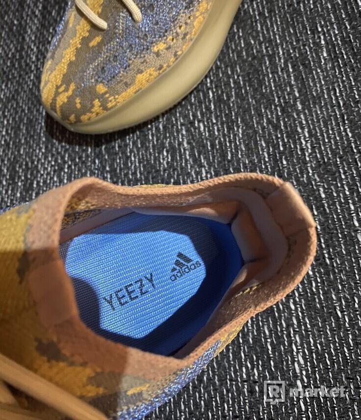 Yeezy 380 Blue Oat