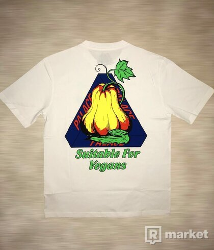 Palace Nein Cheese Nein Egg Tee