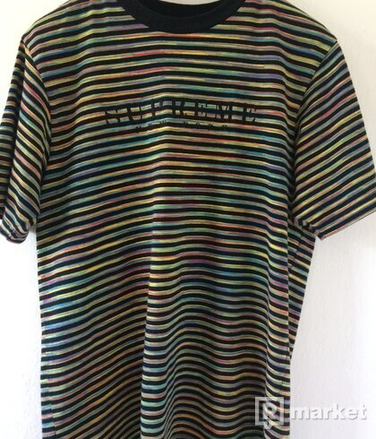 Supreme Static Stripe Tee