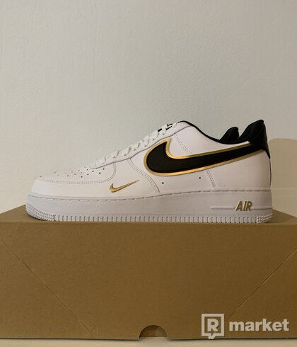 Nike air force 1 low double swoosh