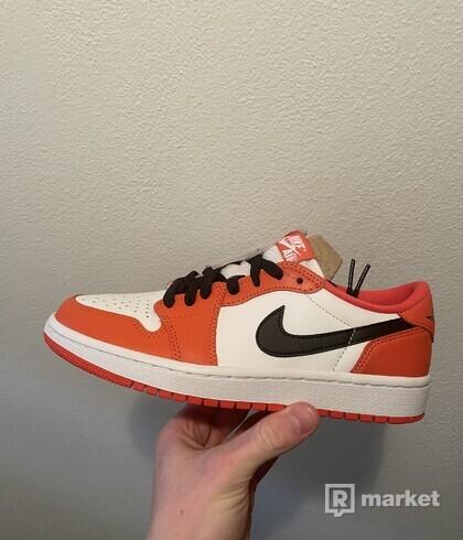 Nike Jordan 1 Low Starfish - EU 38,5