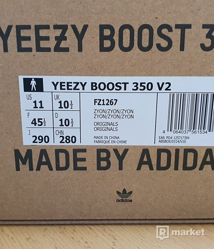 Yeezy Boost 350 v2 Zyon