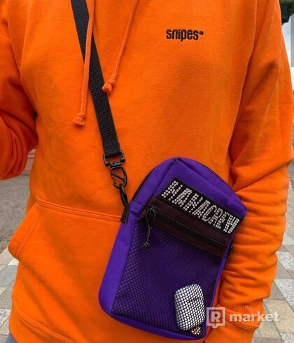 Snipes Hoodie orange