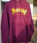 Thrasher mikina XL