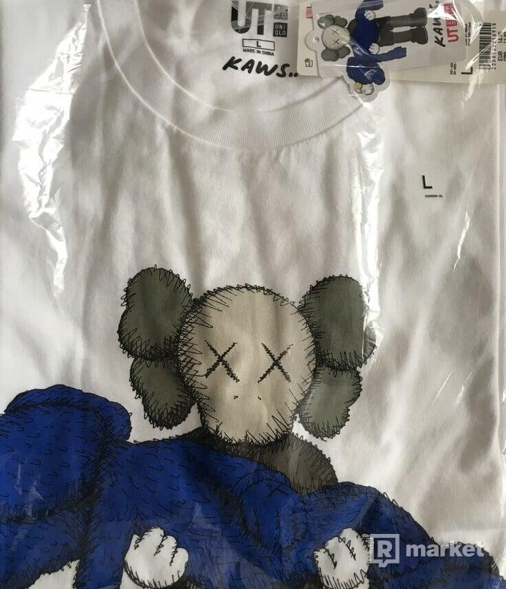 Kaws Uniqlo trička