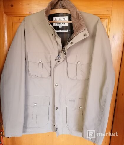 Barbour bunda XL