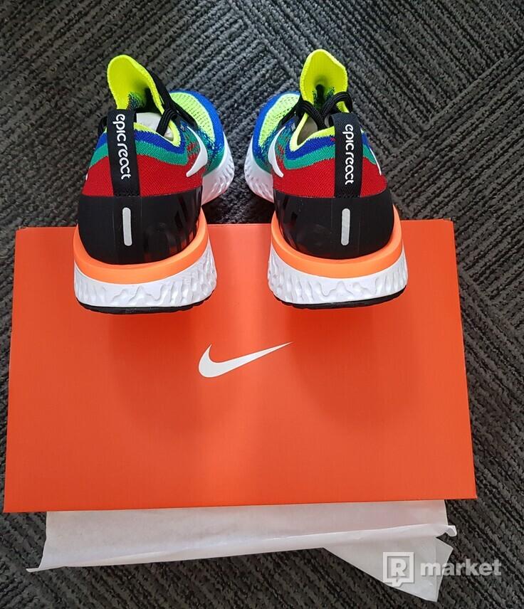 Nike Epic React Flyknit Belgium