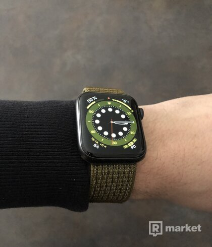 textilné náramky pre Apple watch 42/44mm