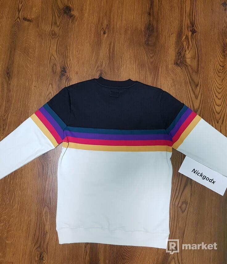 Vintage Wrangler Rainbow Sweatshirt - Platné do Zmazania.
